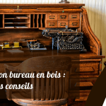Comment relooker un bureau en bois ?